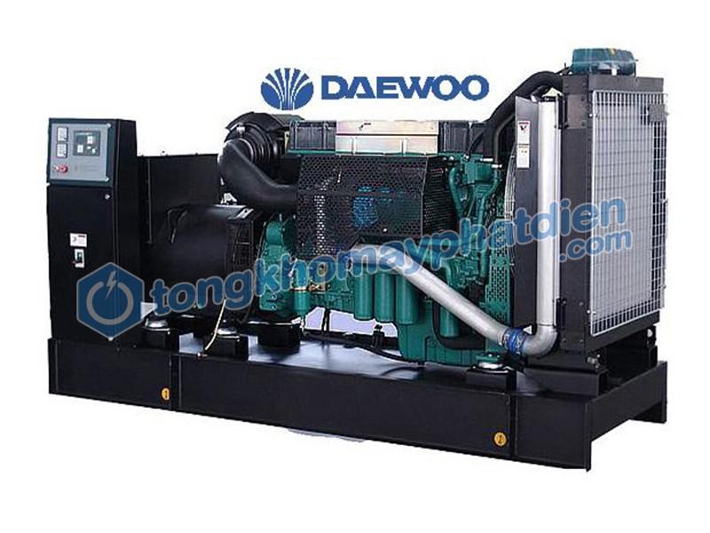 Máy phát điện hàn Deawoo
