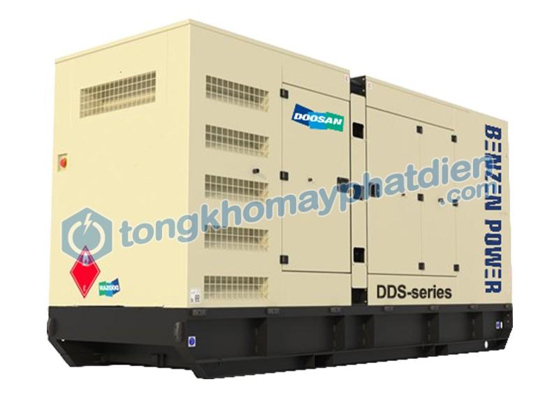 Máy phát điện Doosan chính hãng nhập khẩu nguyên chiếc - Giá tốt nhất