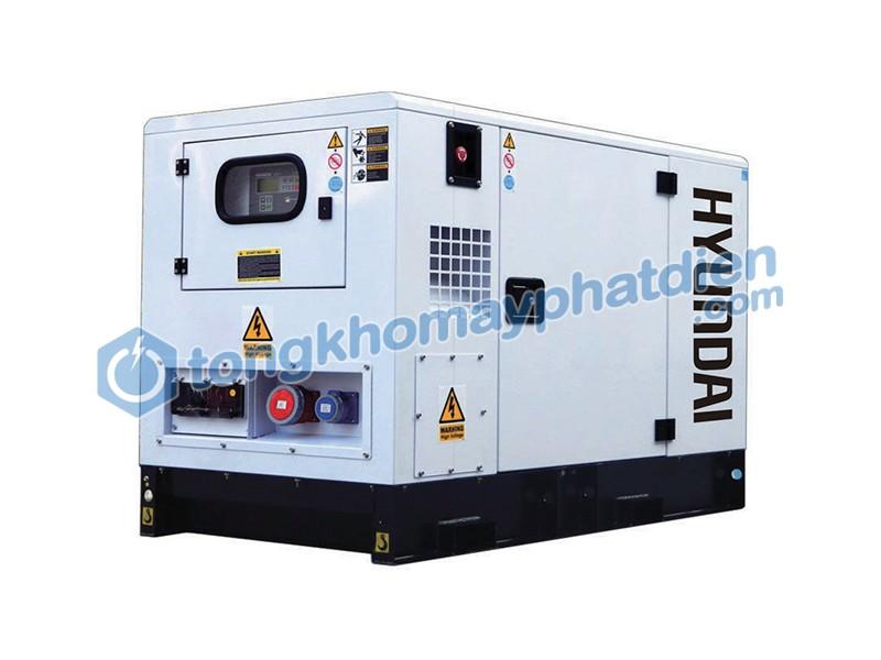 Máy phát điện hàn Quốc Hyundai